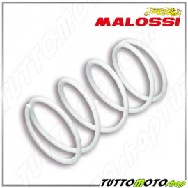 2911478.W0 MALOSSI Molla di contrasto variatore bianca (Ø esterno 65x116 mm - Ø filo 4,5 mm - k 6,2)