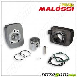316156 MALOSSI Gruppo termico Ø 46,5 ghisa sp Ø10 Piaggio Ciao - Ciao PX 50cc