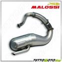 3214431 MALOSSI Marmitta POWER EXHAUST PIAGGIO APE 50 2T - CORSA ORIGINALE