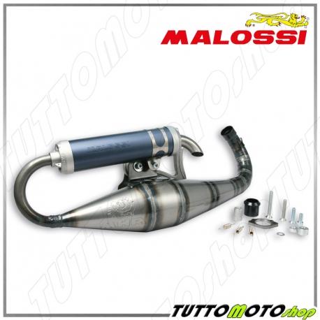 3214763 MALOSSI Marmitta SCOOTER RACING MHR TEAM 2 MINARELLI ORIZZONTALE