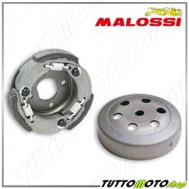 5214111 MALOSSI Frizione e campana Ø 107 FLY SYSTEM per motori Piaggio