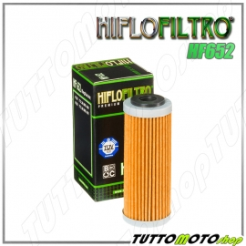FILTRO OLIO HIFLO HF652