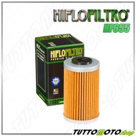 FILTRO OLIO HIFLO HF655