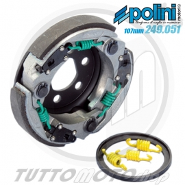 GIRANTE FRIZIONE POLINI 3G FOR RACE REGOLABILE 107 SCOOTER 50 MINARELLI