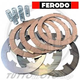 SERIE DISCHI CONDUTTORI FRIZIONE TIPO ORIGINALE FERODO FCD0554