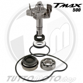 KIT REVISIONE POMPA ACQUA COMPLETA TIPO ORIGINALE YAMAHA T-MAX 500 2004-2011